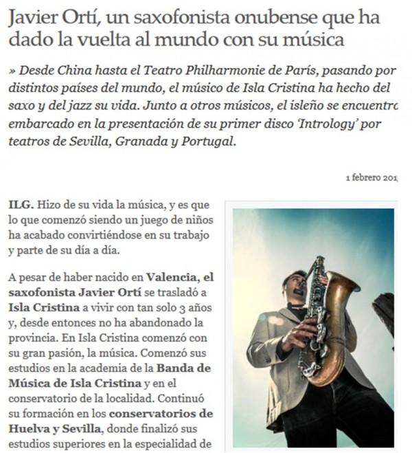 Huelva buenas noticias