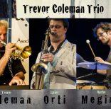 Trevor Coleman en Café Jazz Naima