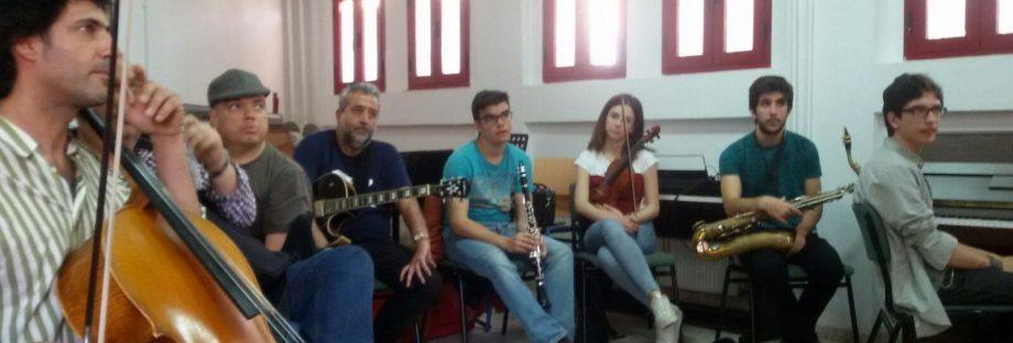 """Clases de Improvisación C.P.M. """"Francisco Guerrero"""""""
